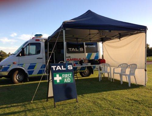 Ambulance Standby